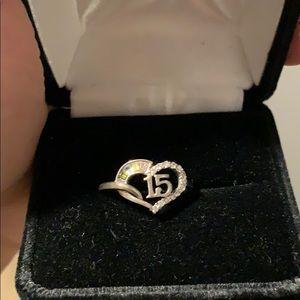 15 ring